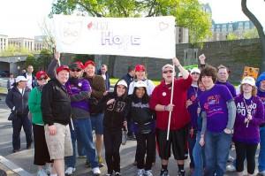 National Walk for Epilepsy 2013